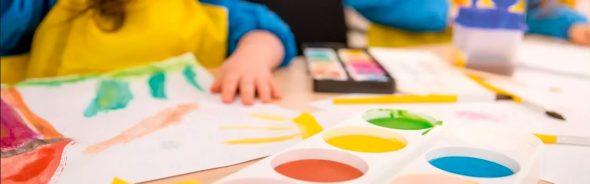Pentru veselie la superlativ, prezinta-le copiilor arta decorativa!